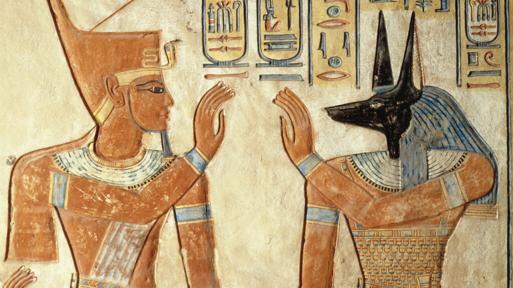 EGYPTE ET DIVINITE ANIMALE