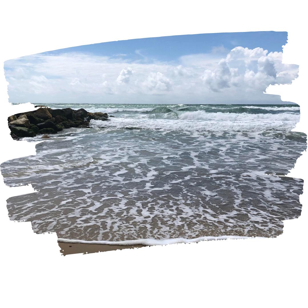 A Propos me connaitre plage ocean