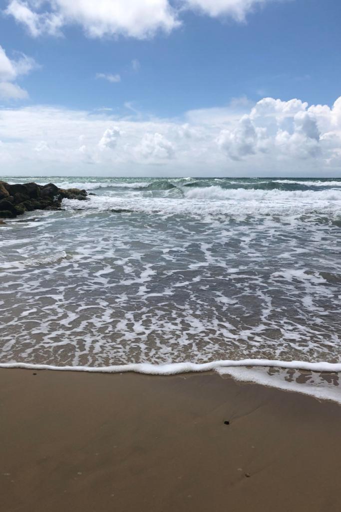 plage ocean vacances
