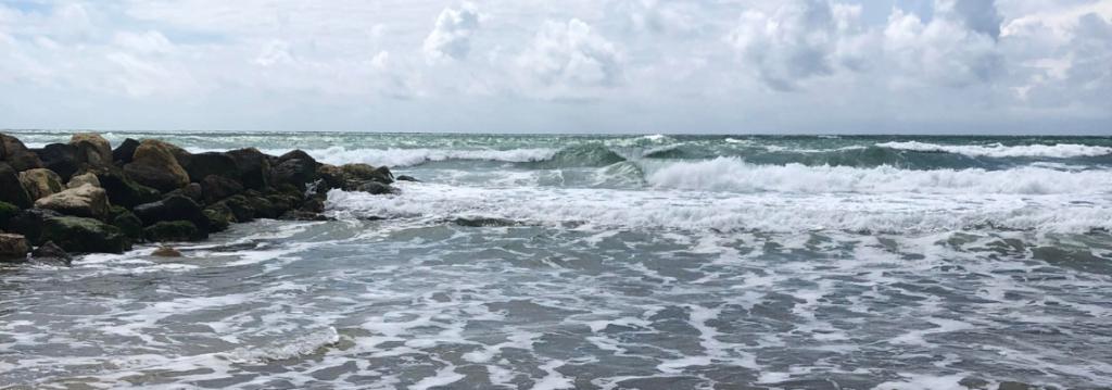 plage du Medoc océan